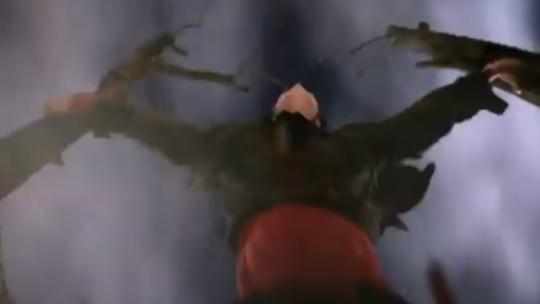 Video Michael Jackson: Earth Song