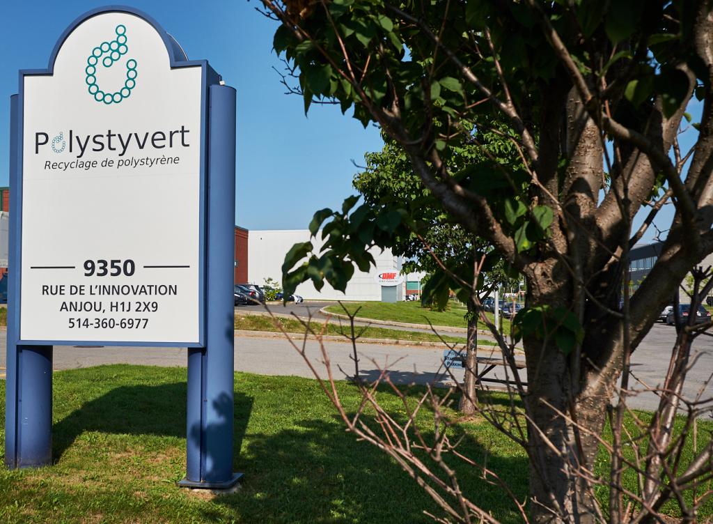 Das kanadische Unternehmen Polystyvert hat eine Kreislaufwirtschaft für Polystyrol geschaffen, die einen großen Einfluss auf den Umweltschutz hat.